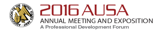 2016 Association of the United States Army Annual Meeting and Exposition