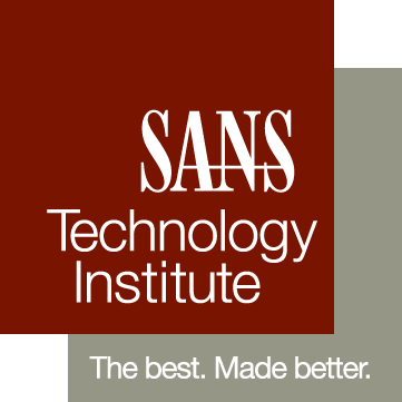 SANS Technology Institute Logo