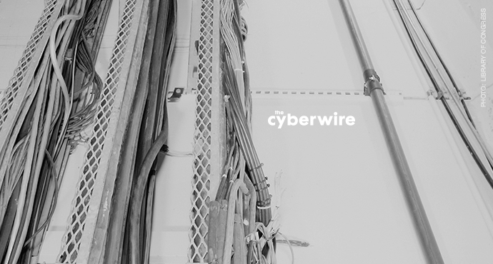 The CyberWire Daily Briefing 4.25.17