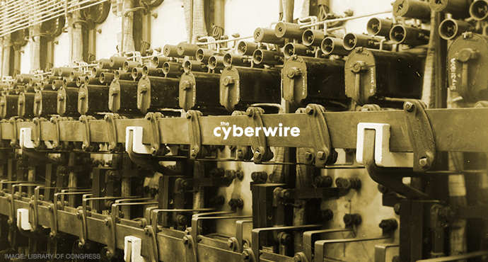 The CyberWire Daily Podcast 8.22.17