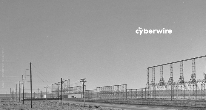 The CyberWire Daily Briefing 10.23.17