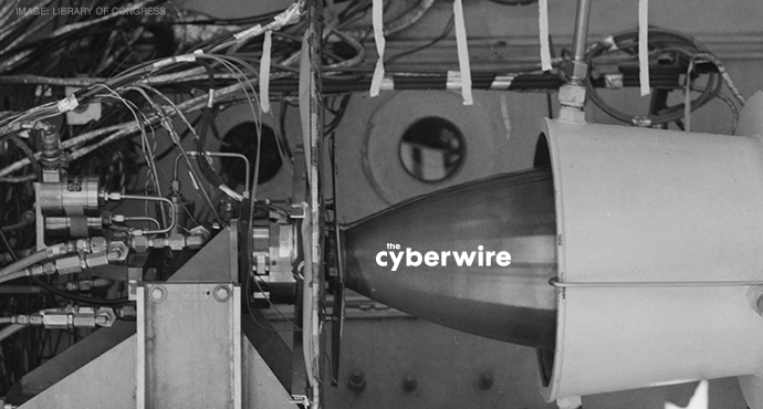 The CyberWire Daily Briefing 10.24.17