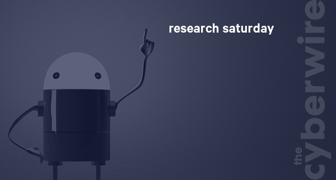 Research Saturday 10.21.17
