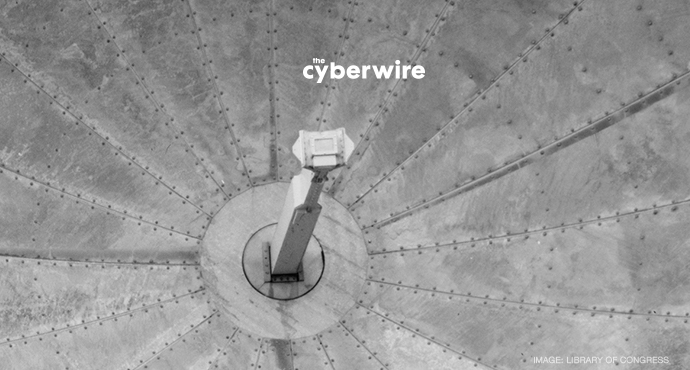 The CyberWire Daily Briefing 11.1.17