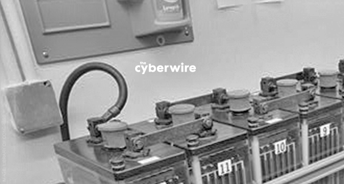The CyberWire Daily Briefing 11.13.17
