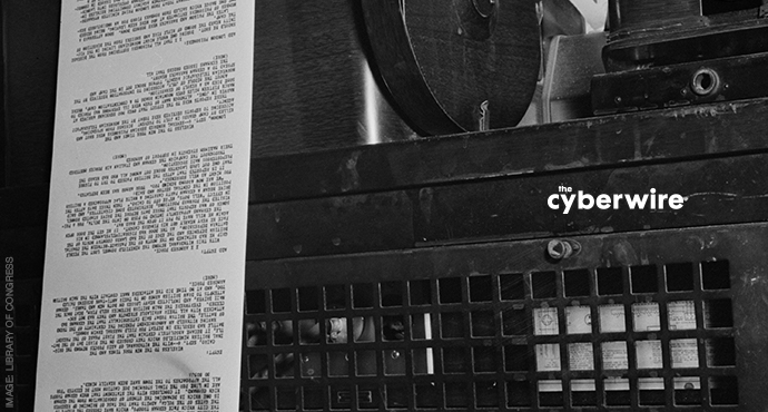 The CyberWire Daily Briefing 11.14.17
