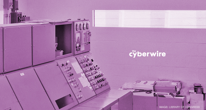 The CyberWire Daily Podcast 11.6.17