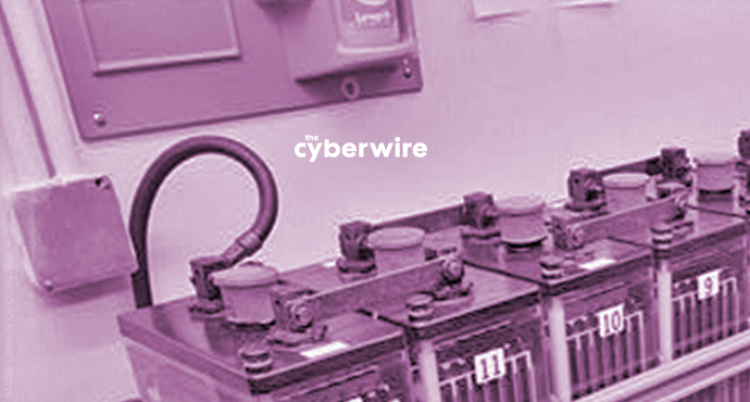 The CyberWire Daily Podcast 11.13.17