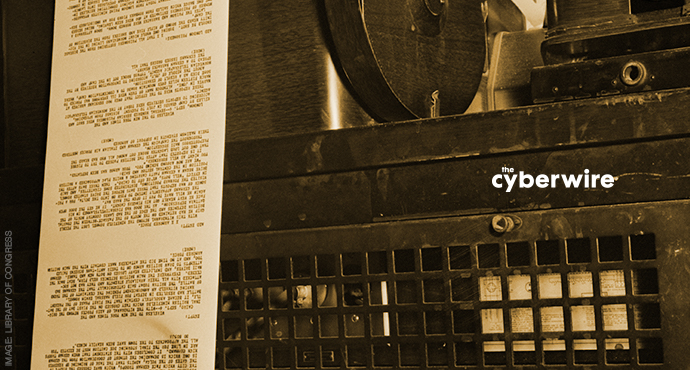 The CyberWire Daily Podcast 11.14.17
