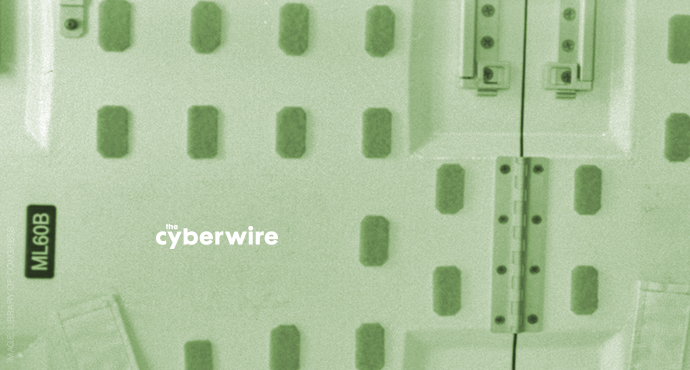The CyberWire Daily Podcast 12.13.17