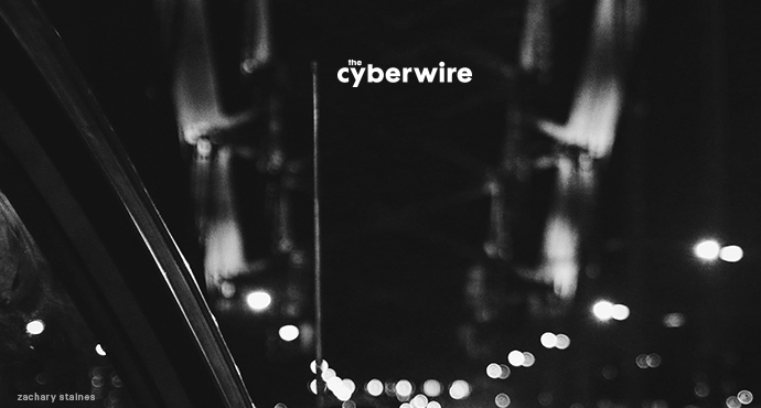 The CyberWire Daily Briefing 1.5.18