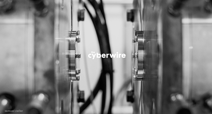 The CyberWire Daily Briefing 1.30.18
