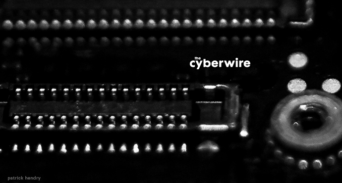 The CyberWire Daily Briefing 1.31.18