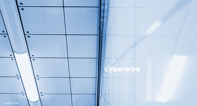 The CyberWire Daily Podcast 1.4.18