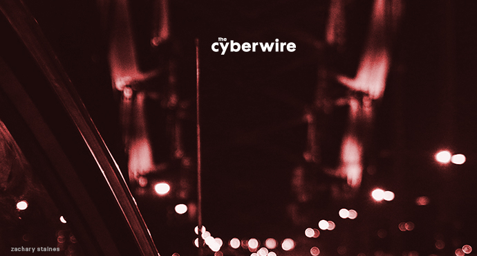 The CyberWire Daily Podcast 1.5.18