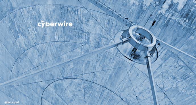 The CyberWire Daily Podcast 1.11.18