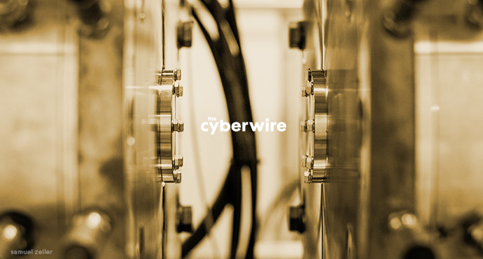 The CyberWire Daily Podcast 1.30.18