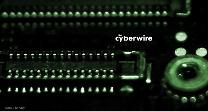 The CyberWire Daily Podcast 1.31.18
