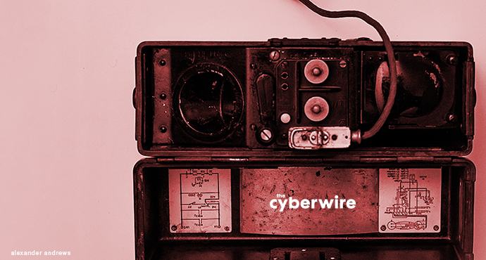 The CyberWire Daily Podcast 2.23.18