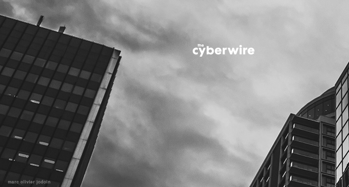 The CyberWire Daily Briefing 3.19.18