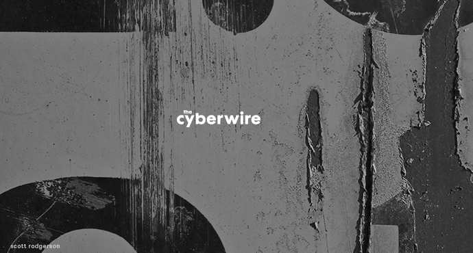 The CyberWire Daily Briefing 3.22.18