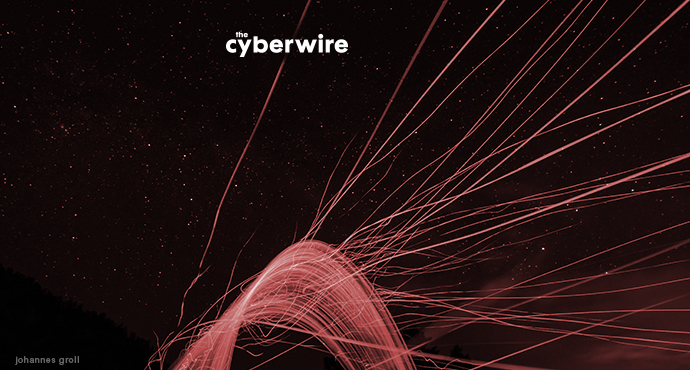 The CyberWire Daily Podcast 3.16.18