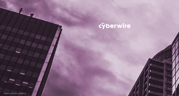 The CyberWire Daily Podcast 3.19.18