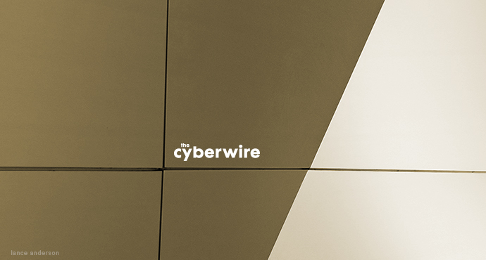 The CyberWire Daily Podcast 3.20.18