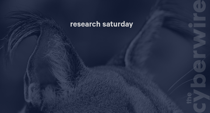 Research Saturday 3.10.18