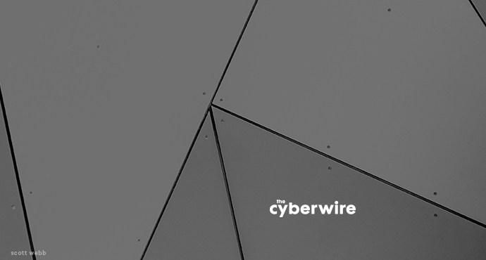 The CyberWire Daily Briefing 4.9.18