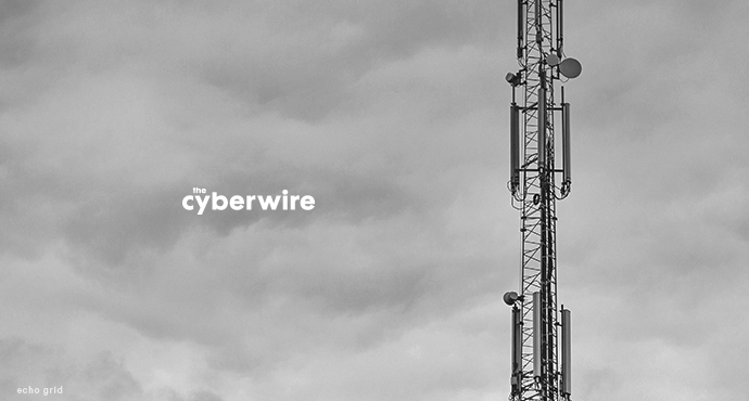 The CyberWire Daily Briefing 4.25.18