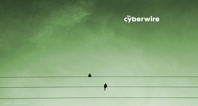 The CyberWire Daily Podcast 4.11.18