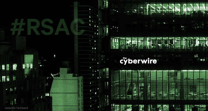 The CyberWire Daily Podcast 4.18.18
