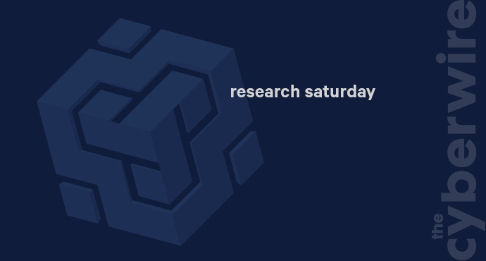 Research Saturday 4.7.18