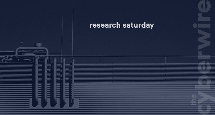 Research Saturday 4.21.18