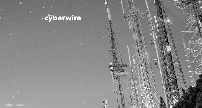 The CyberWire Daily Briefing 5.9.18