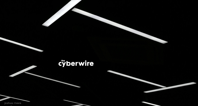 The CyberWire Daily Briefing 5.15.18