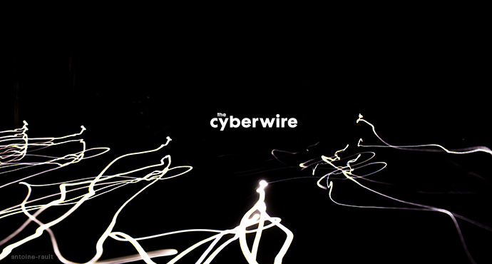 The CyberWire Daily Briefing 5.21.18