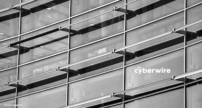 The CyberWire Daily Briefing 5.29.18