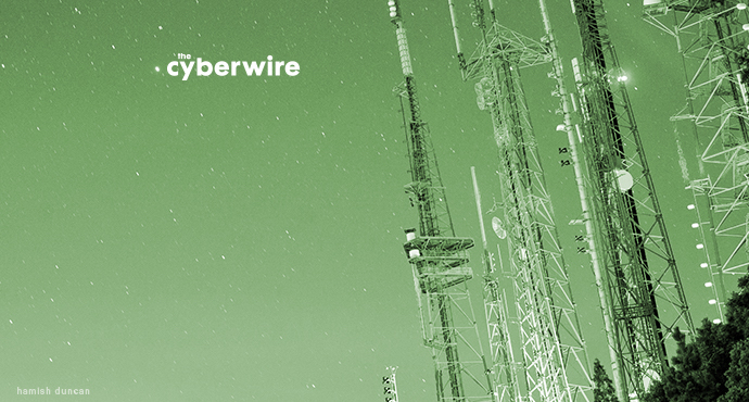 The CyberWire Daily Podcast 5.9.18