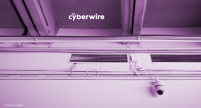 The CyberWire Daily Podcast 5.14.18