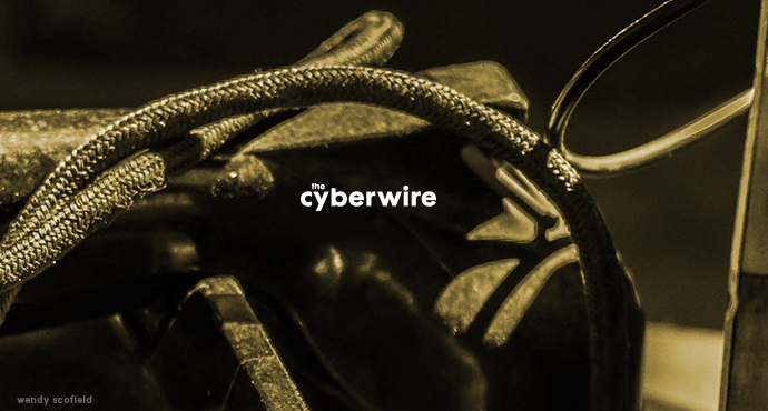 The CyberWire Daily Podcast 5.22.18