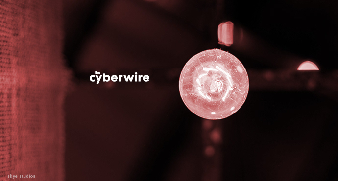 The CyberWire Daily Podcast 5.25.18