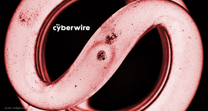 The CyberWire Daily Podcast 6.15.18