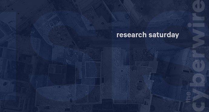 Research Saturday 6.2.18