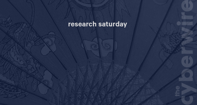 Research Saturday 6.9.18