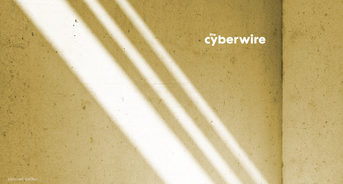 The CyberWire Daily Podcast 7.3.18