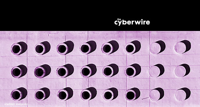 The CyberWire Daily Podcast 7.23.18