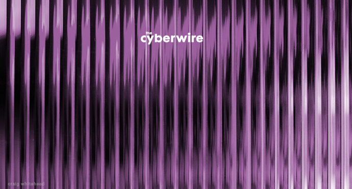 The CyberWire Daily Podcast 7.30.18