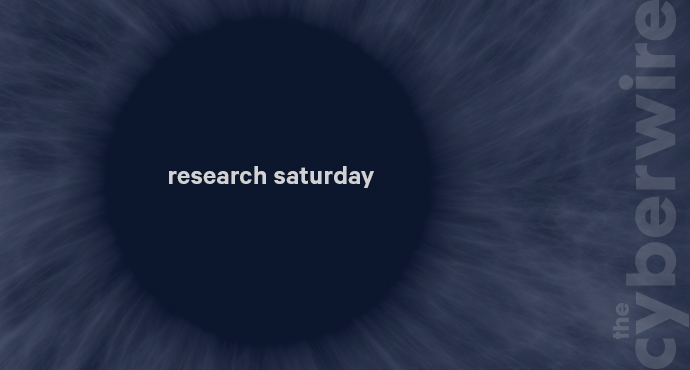 Research Saturday 7.7.18